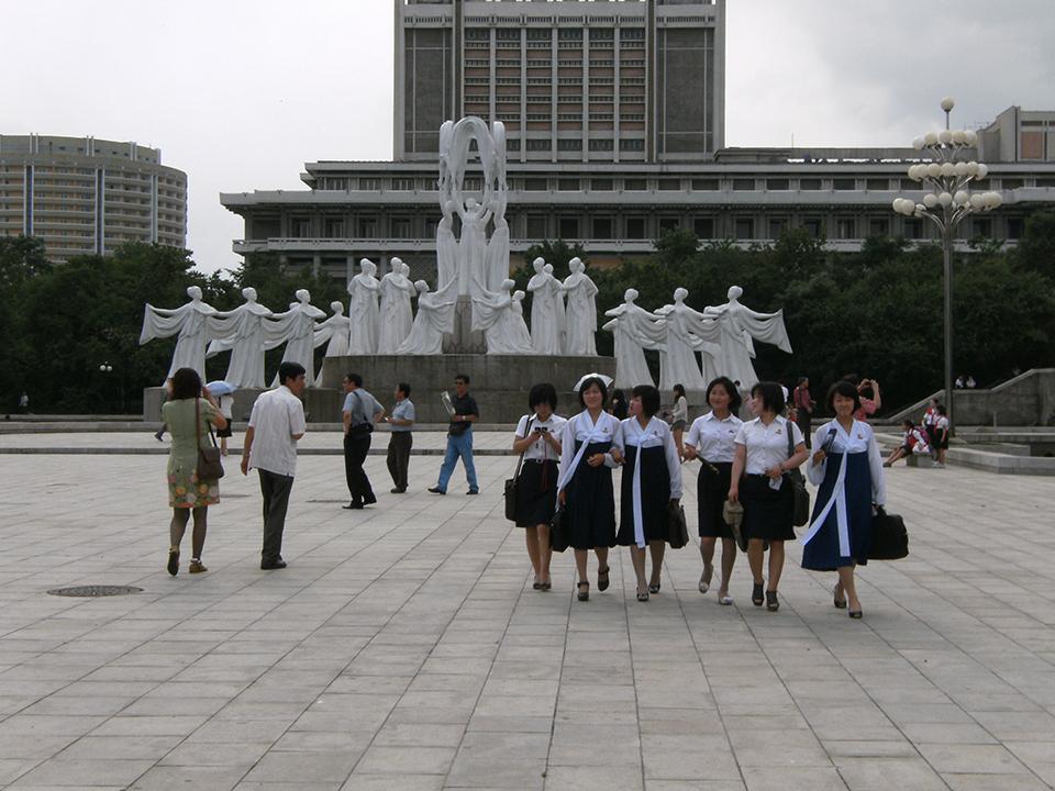 北韓旅遊釋疑—不再道聽塗說,將錯就錯