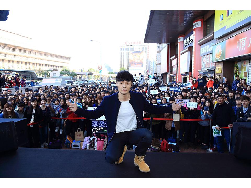 李榮浩成新一代K歌天王 公司送錄音筆鼓勵繼續寫好歌