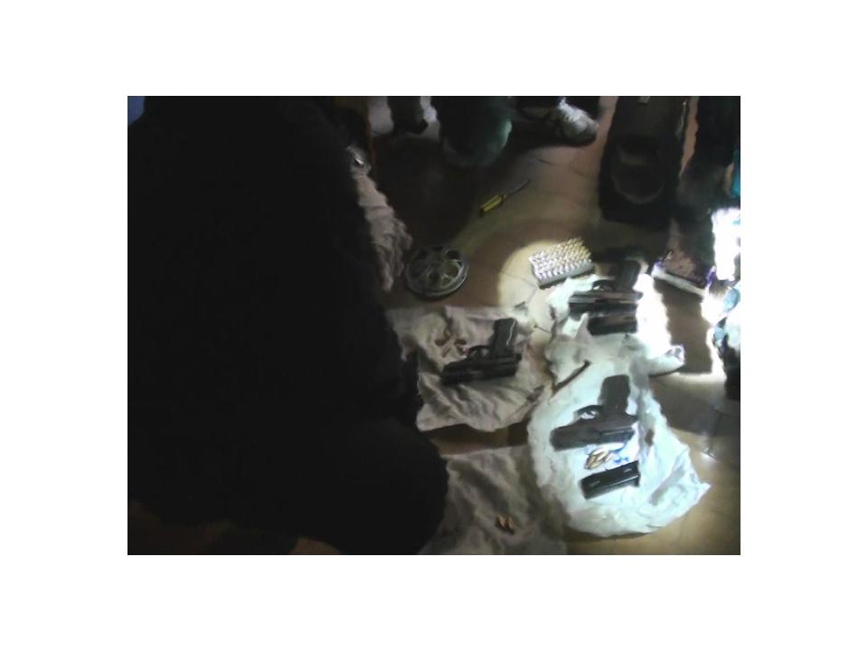 豆漿店暗藏改造不法槍枝彰化縣警察局掃蕩槍械淨化治安