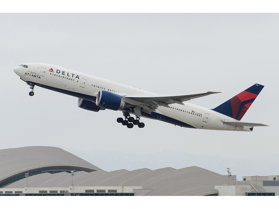 達美航空5月退出台灣市場!不堪廉航低價競爭