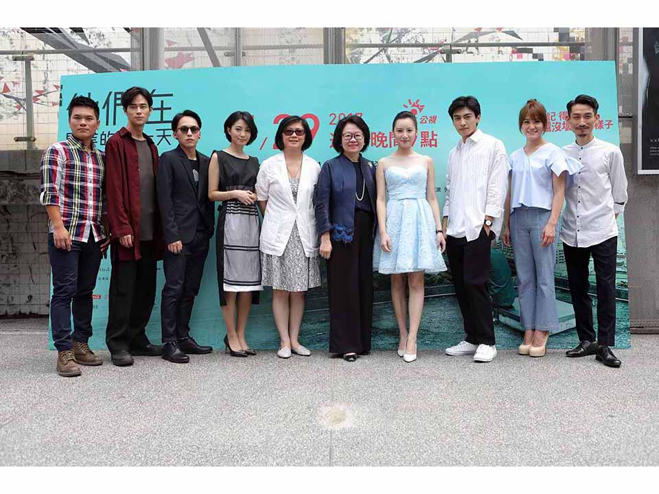 挾金鐘光環迷你劇《爆炸2》 7/29公視首映