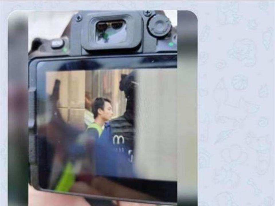 公視證實香港特約導演遭港警逮捕