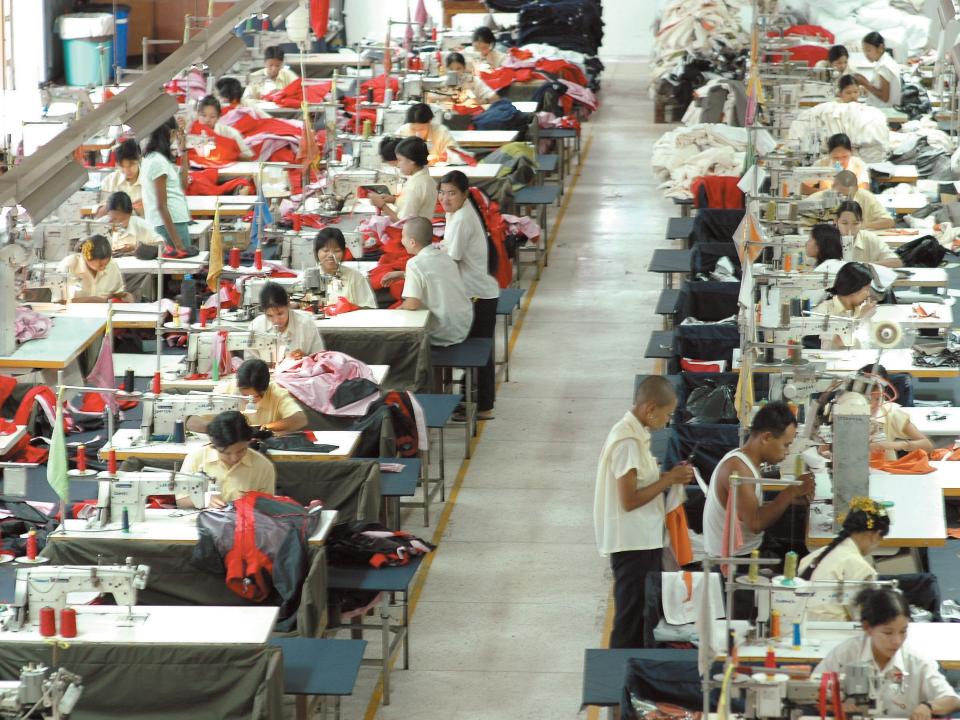 代工大洗牌 近250工廠全倒閉