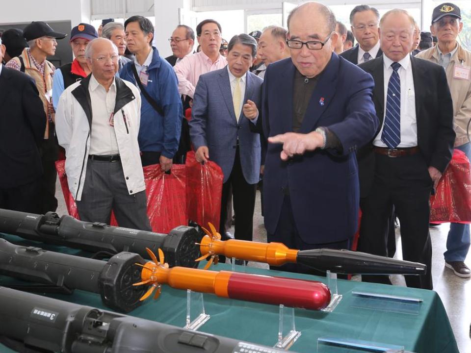 郝柏村三總逝世享嵩壽101歲  韓國瑜哀悼誤植「五星上將」