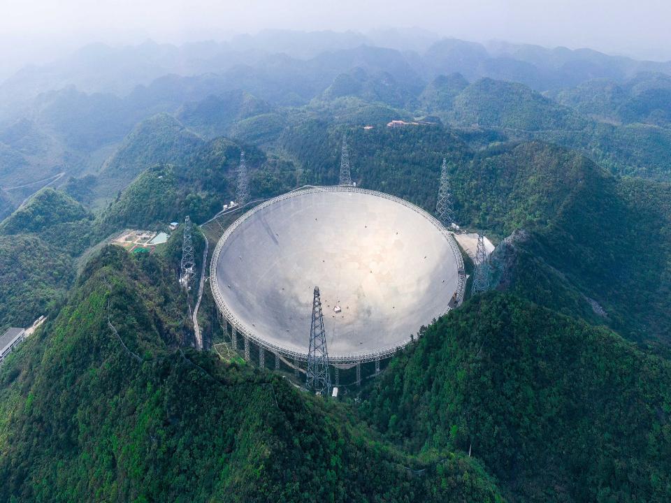 不聽警告恐釀人類浩劫!中國起向全球開放「天眼」