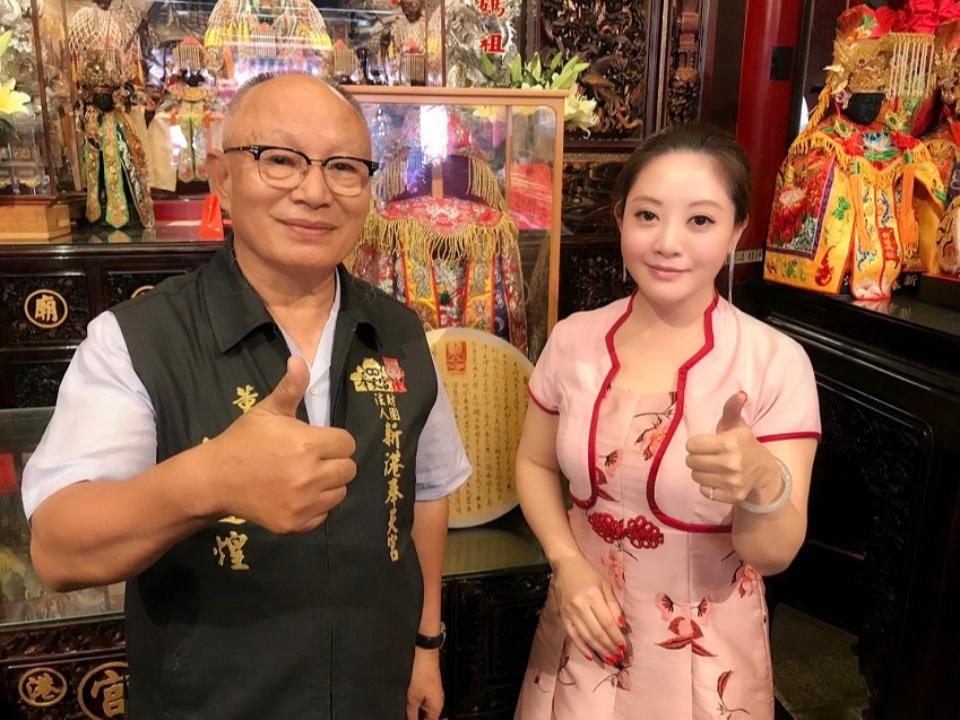 溫昇豪赴巴黎驚遭詐騙!「羅浮宮封館走秀」攏係假