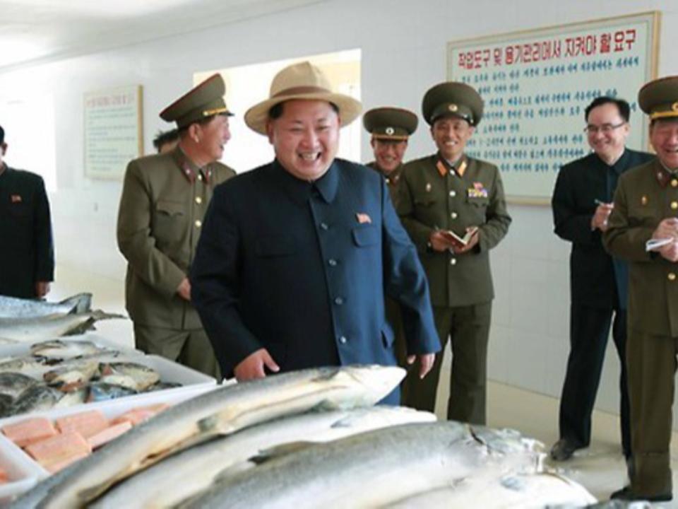 免改名就有鮭魚吃?北韓「秘辛」曝