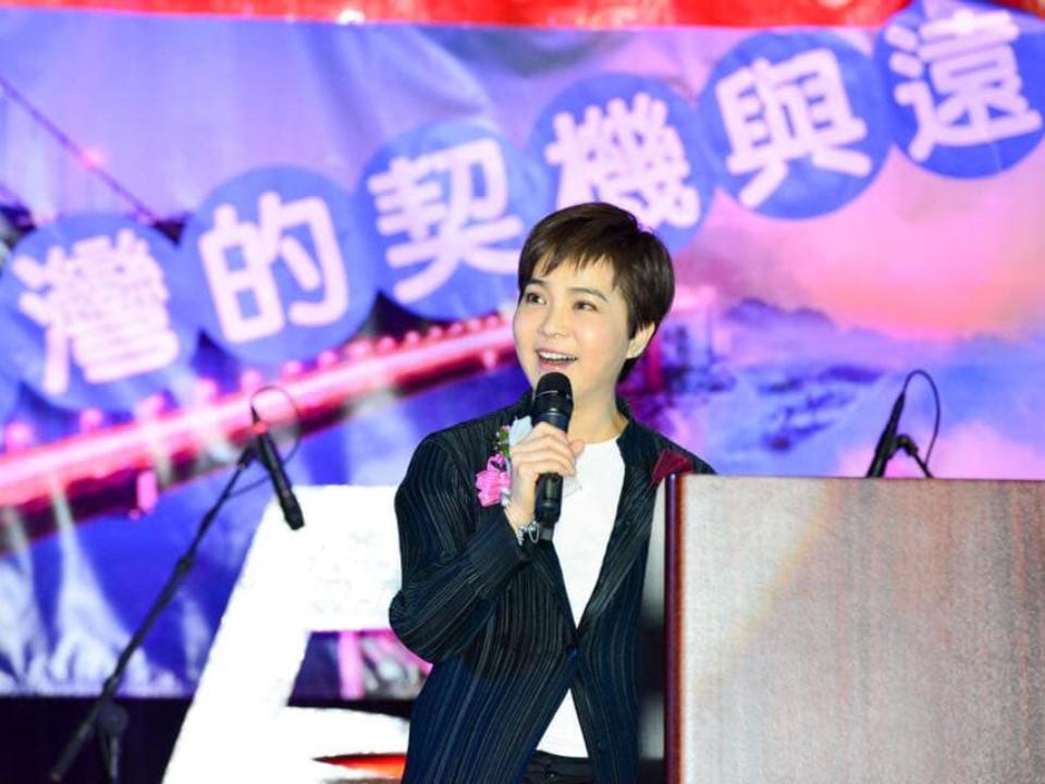 中華民國粉大過韓粉 李艷秋:2020將與民進黨綠十字對決