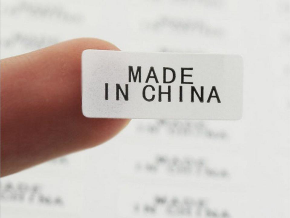 制裁中國撤香港特殊地位 港品得貼「中國製」標籤