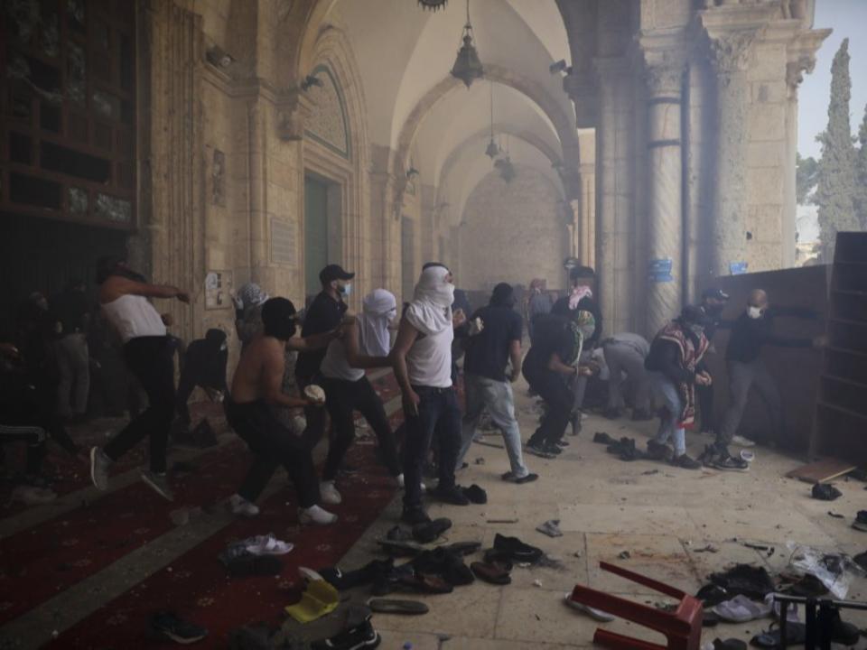 怒火燎原!巴勒斯坦憤怒日抗議 傳4死550餘人傷