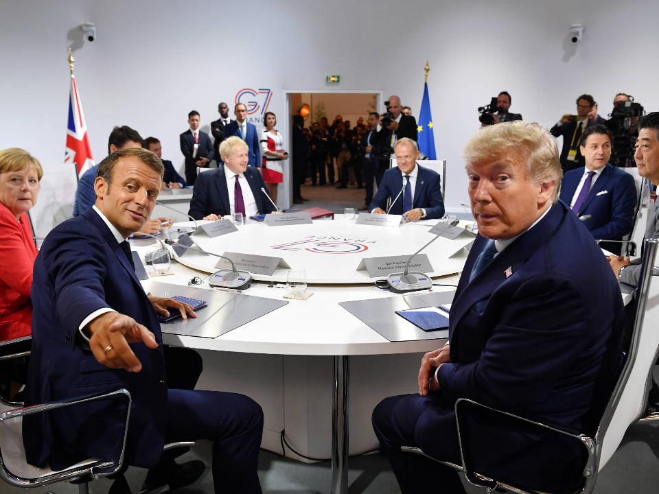 全美動盪都怪它!G7擴大G11  組「反中」聯盟孤立中國