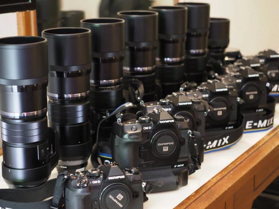 84年老品牌不敵智慧型手機  Olympus結束相機業務