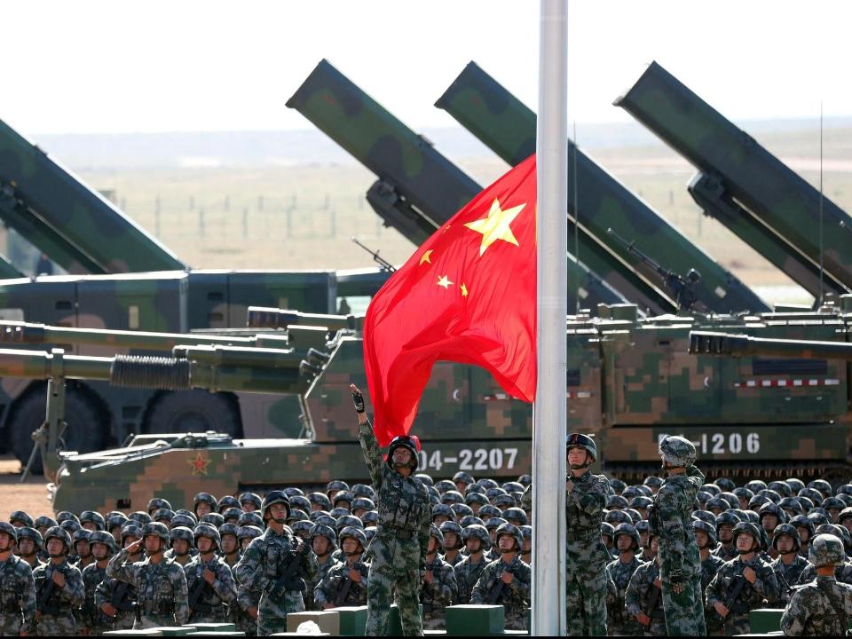 滅民主?中國學者:武統後將改造台灣