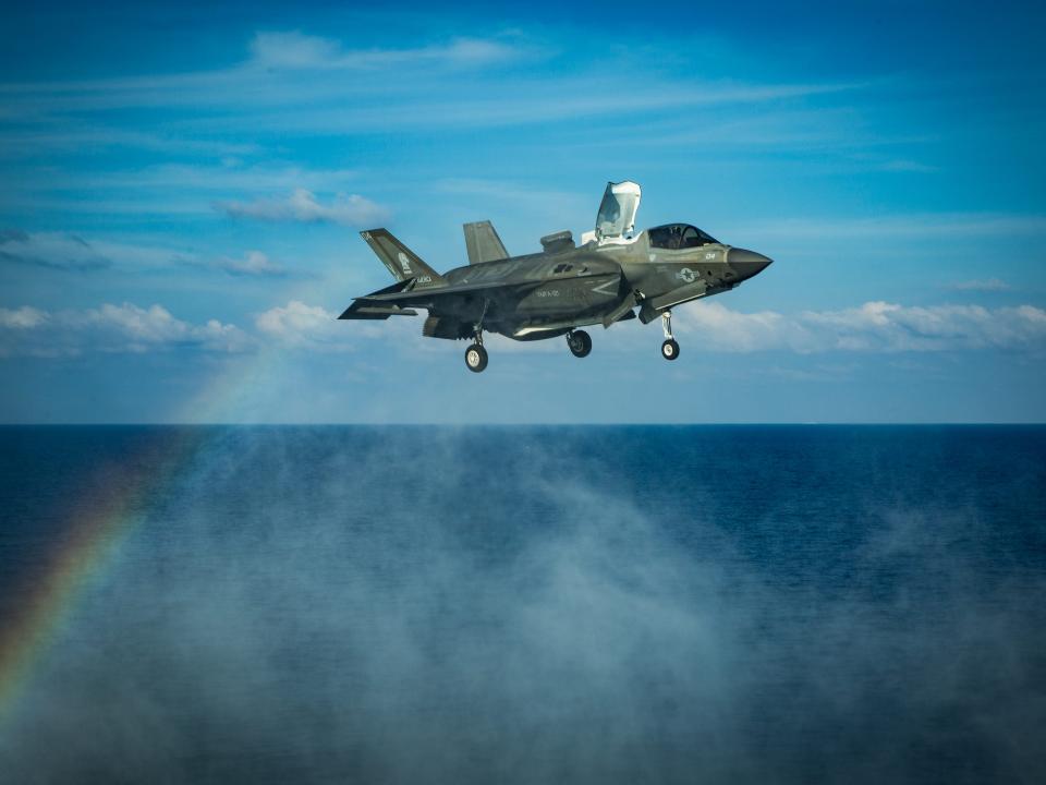 美軍宣佈在印太成立第二支「F-35B中隊」 地點部署在日本