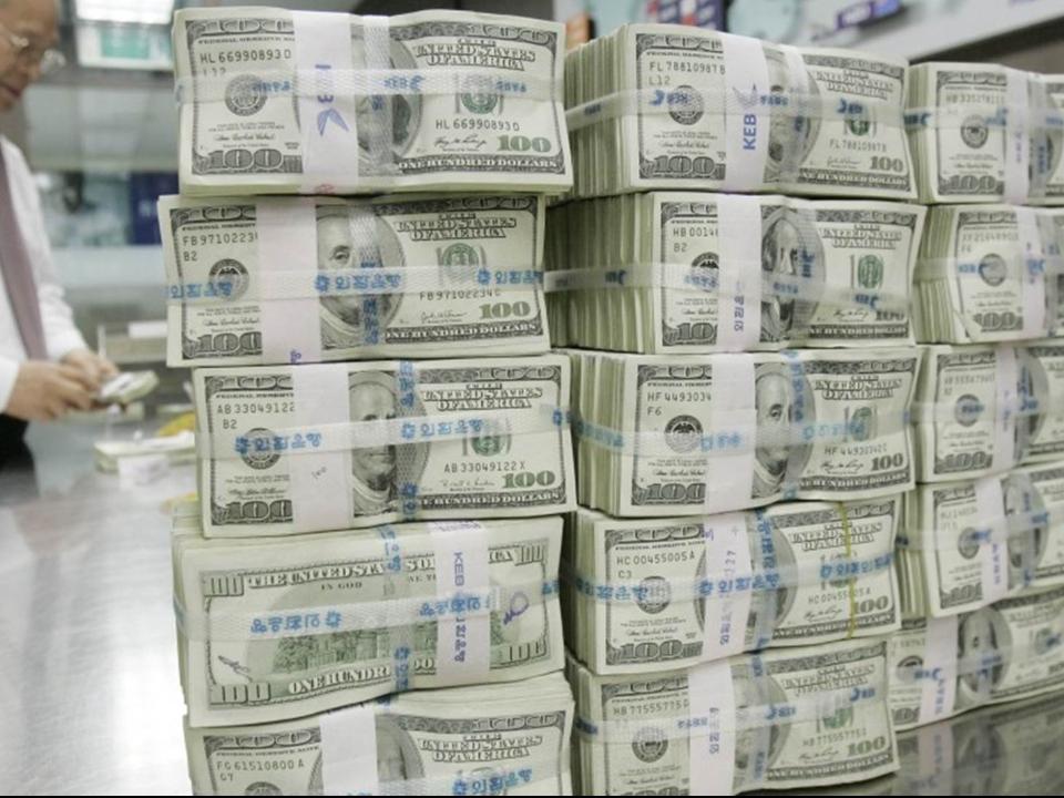 債務海嘯!全球債務估飆277兆美元