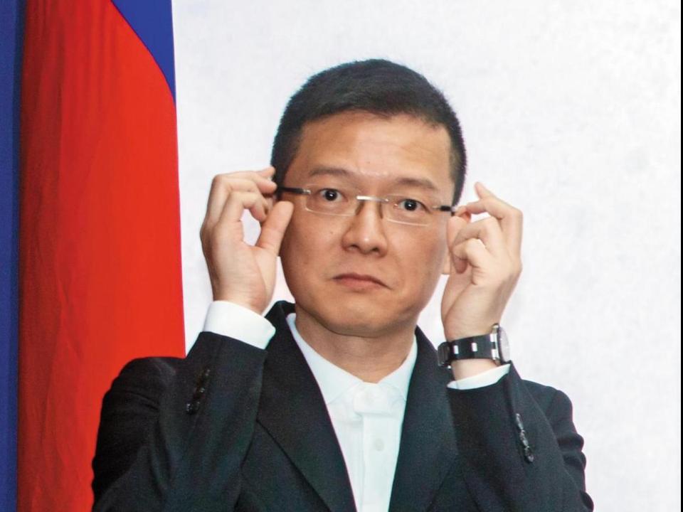核彈即將來襲!韓國瑜競總孫大千預告轉移卡神案 拋出下一顆核彈