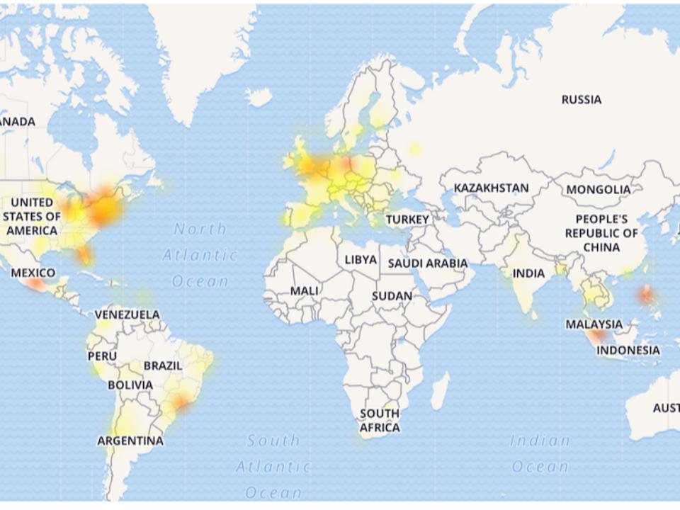 你的網路沒有壞! IG、Facebook傳大規模當機 疑遭針對性大規模DDoS攻擊