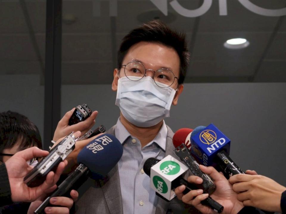 香港民主派黃之鋒等人遭判刑 林飛帆籲台灣思考援港機制