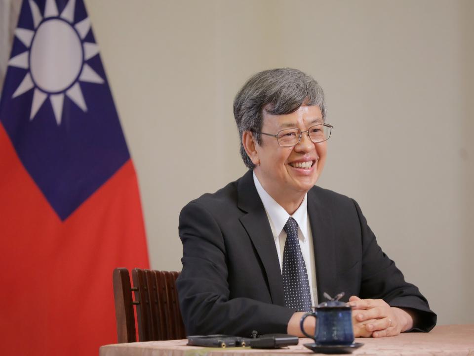 首位放棄禮遇卸任副總統 陳建仁回任中研院