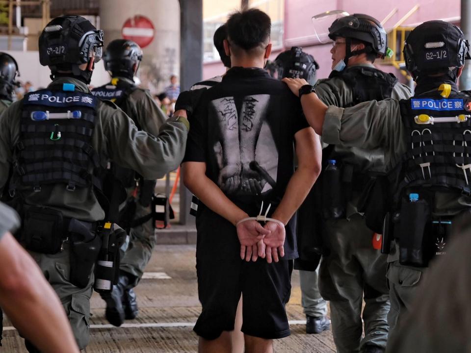 寒蟬效應!香港國安法影響台灣和全球? 港學者警告:全球80億人都恐誤觸法