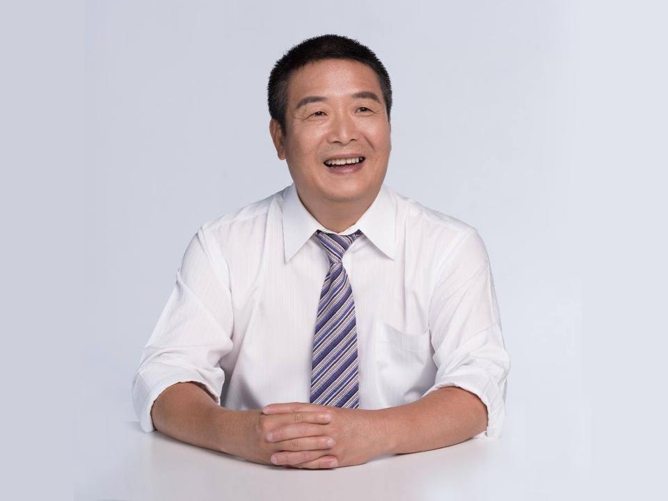 徐定禎加入民進黨 挑戰苗栗艱辛的區域