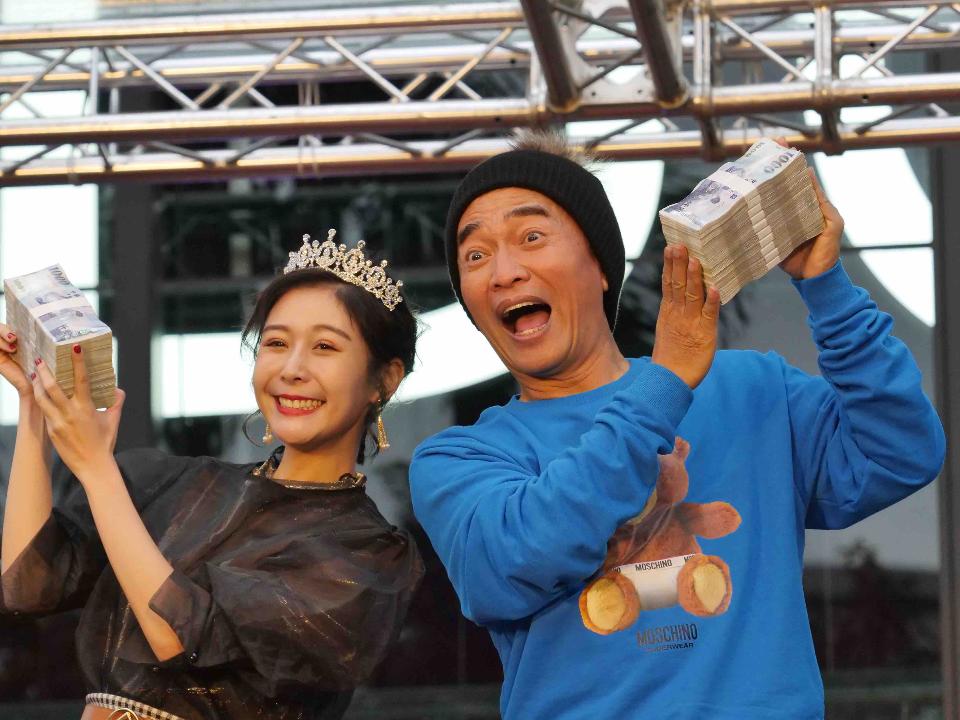 第一屆閃耀女神選拔獎金300萬  吳宗憲還原「韓國人」之意