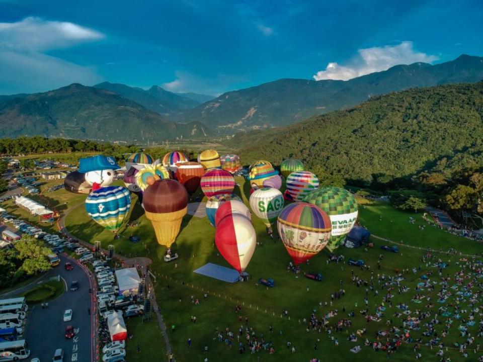「熱氣球嘉年華」將啟動 臺東縣府公告活動入園收費與臺東縣民優惠方案