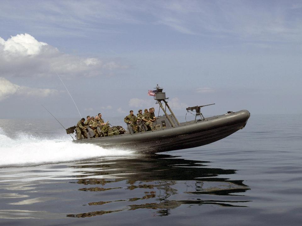 軍方4.5億特戰突擊艇購案 台灣本土廠商得標