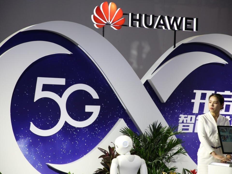 傳美全面封殺中國製5G設備