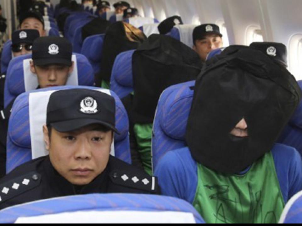 8名台籍詐欺嫌犯遭捷克判「送中國」外交部抗議
