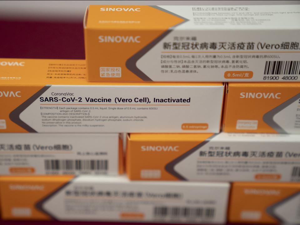 中國疫苗效力遭質疑 德媒批中官媒「大外宣」轉移焦點