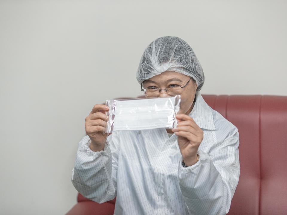 蔡英文:台灣將捐1千萬片口罩!援助疫情嚴重國家