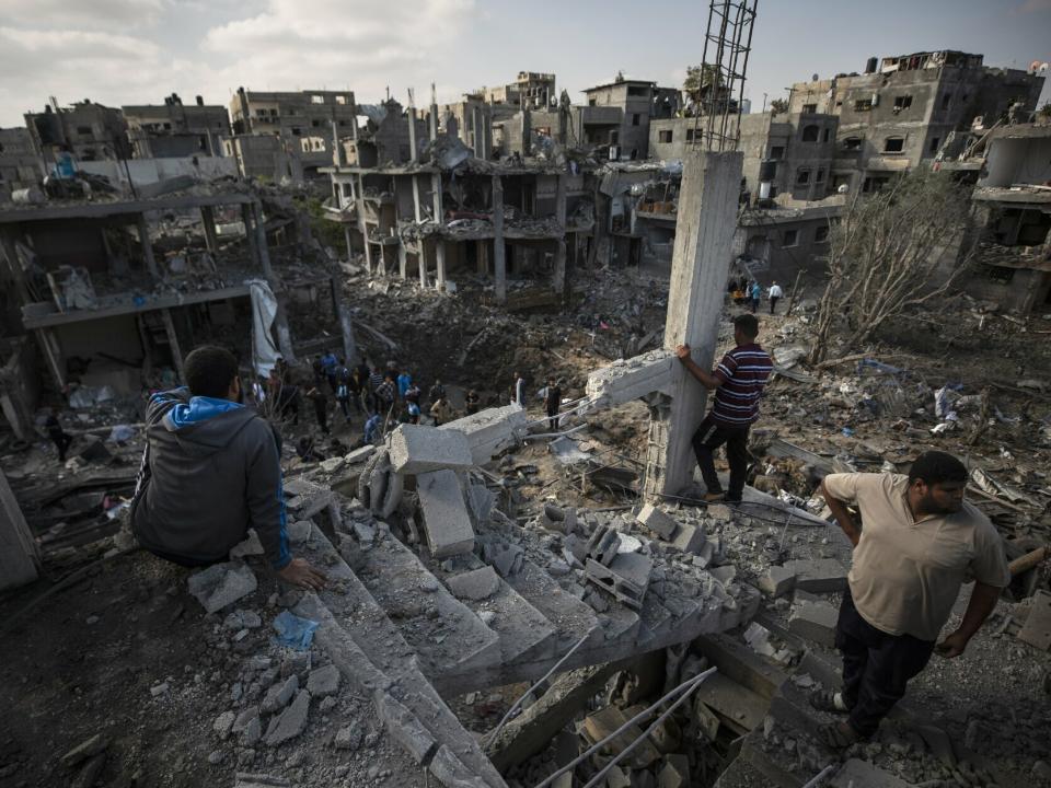 以巴衝突急升溫 空襲炸死24平民、9名兒童