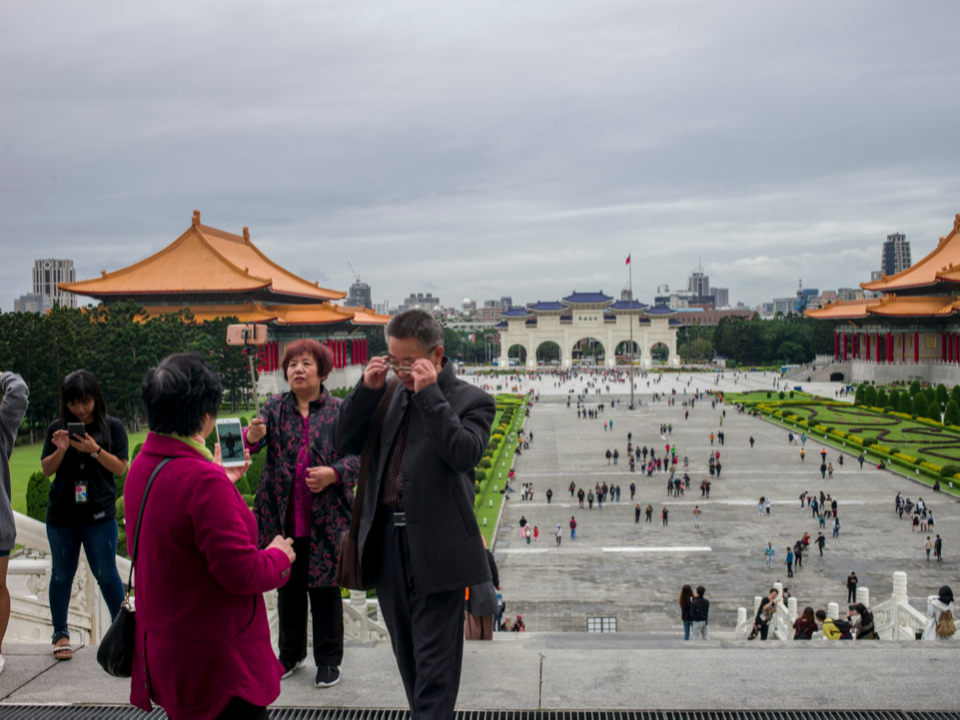 諷中國禁自由行「蠢招」日媒趁勢大推:去台灣的好時機