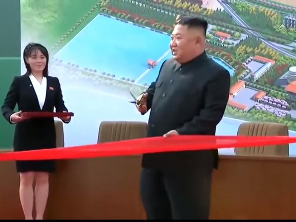 情勢緊張!金正恩回歸剪綵 兩韓邊界傳槍響 無人傷亡