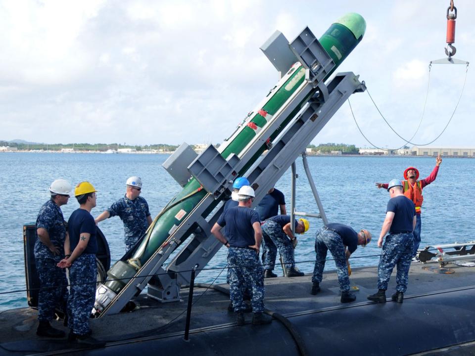 蔡英文連任大禮!美宣布售台重型魚雷 中國官媒狠酸垃圾堆翻的?