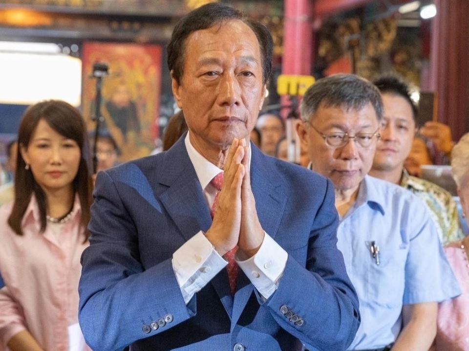 震撼彈!2020總統郭台銘宣布不選 呂秀蓮要獨立參選