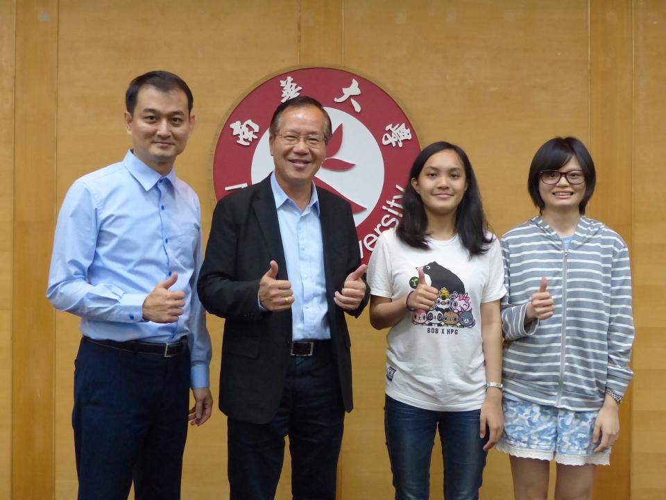 南華大學辦理創業主題班邀請 邱明正總經理談餐飲連鎖品牌創業歷程分享