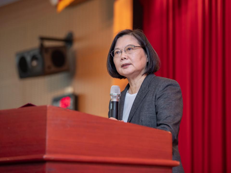 長榮女大生遇害 總統向馬來西亞致歉