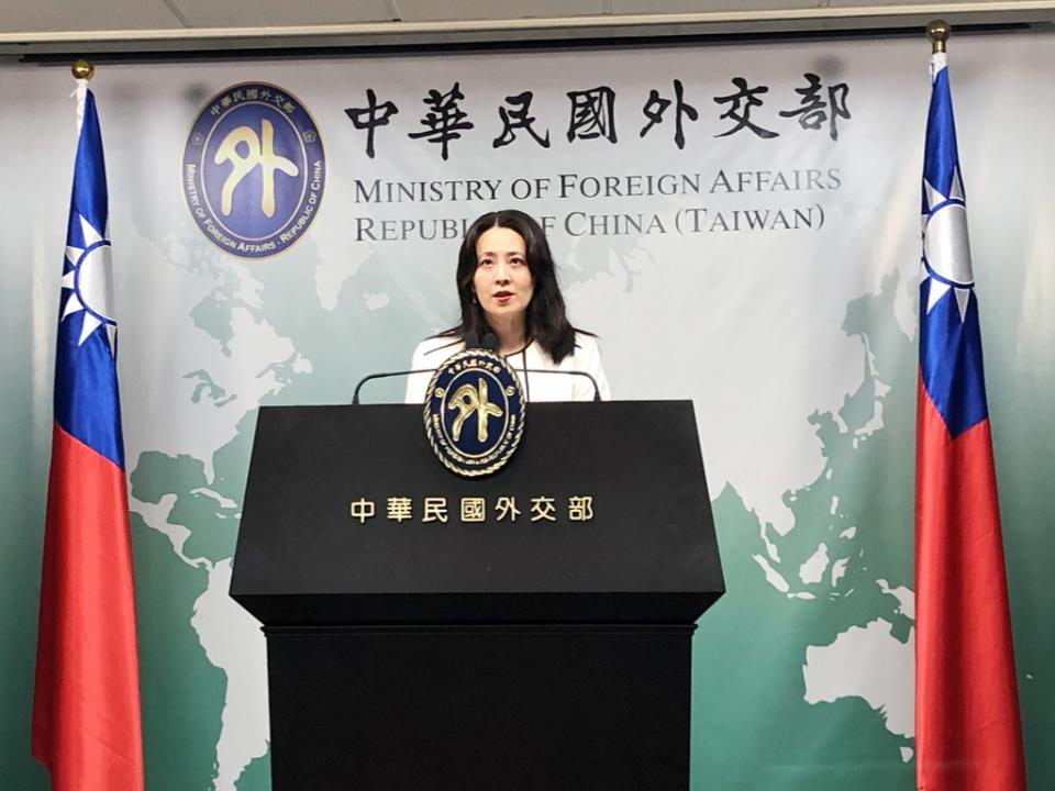 台灣參與世衛論壇 外交部︰無需中國同意
