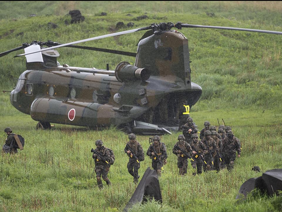 劍指台海危機 美日法聯合軍演 提升嚇阻力