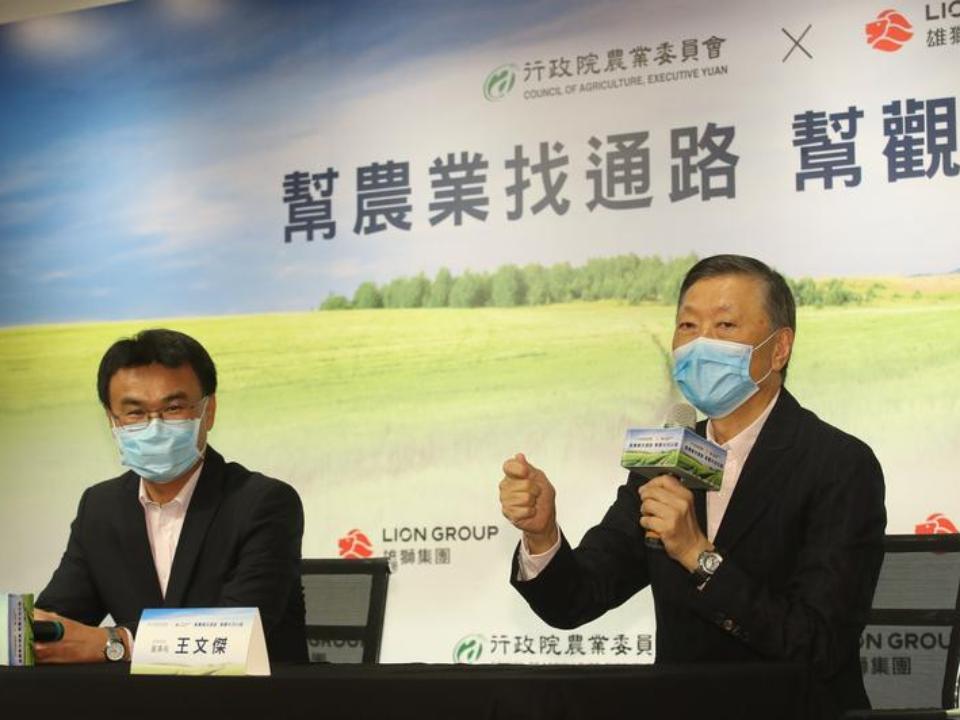 農委會救農業!旅行社變身花藝連鎖「推百大農業精品」