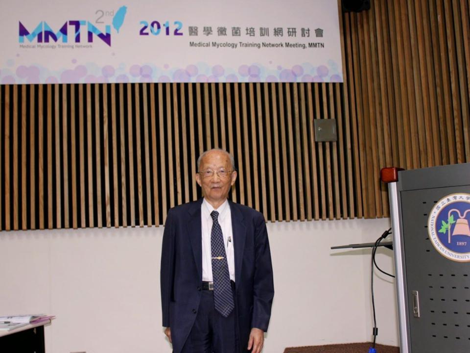 噩耗「台灣感染醫學之父」走了