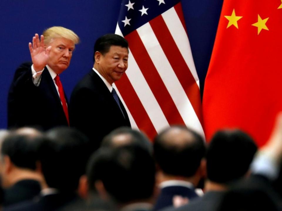 貿易戰升高 中國大陸擴至外交戰線