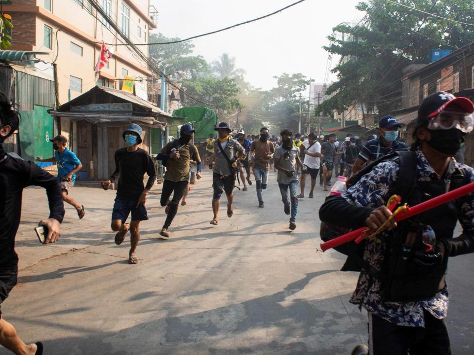 緬甸政變四個月 拘禁逾80記者