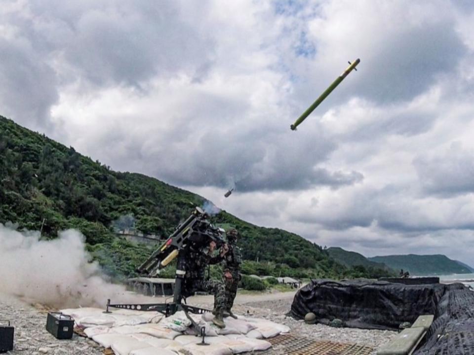防空神兵利器!台美簽署250枚肩射刺針飛彈 強化國防嚇阻共軍威脅