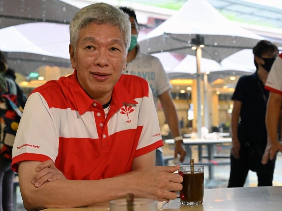 兄弟鬩牆?新加坡國會大選 李顯龍胞弟加入敵營