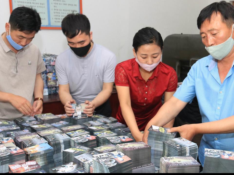脫北團體突襲空投美金及反朝傳單  南韓統一部宣布:嚴正處置