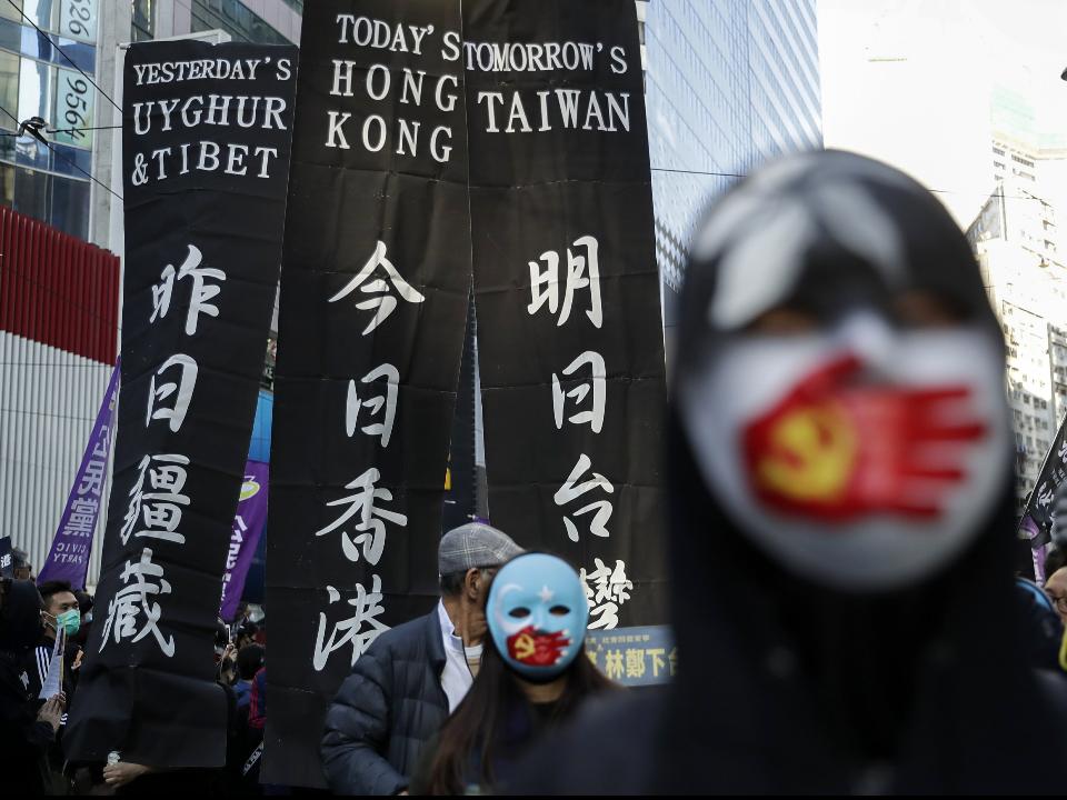 香港「一國兩制」已死?「港版國安法」重創港股外媒曝已有富豪啟動撤資計畫