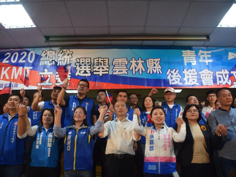 韓:只要當總統什麼支票都敢開 大學生免費國外遊學1年